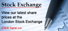 Stock Exchange, View our latest share prices at the London Stock Exchange